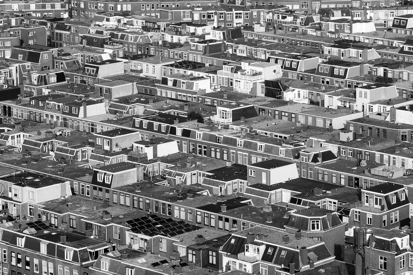 Professionele luchtfotografie Zuid-Holland