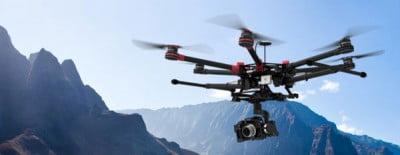 Professionele luchtvideo drones Nederland