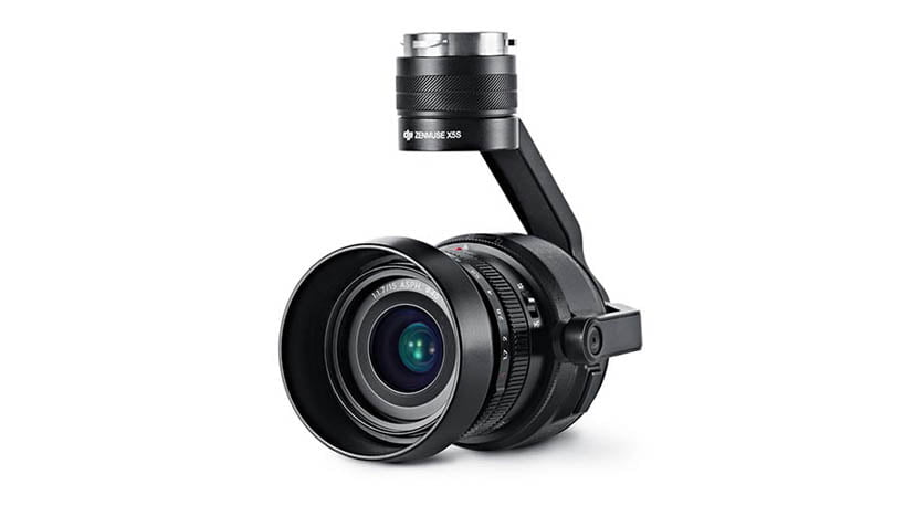 De beste drone video camera