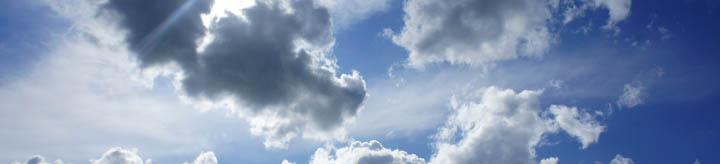 Luchtvaart weer wordt nauwlettend gemonitord