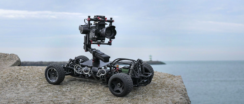 De buggycam van Aeriallive is een eigen versie van de Freely Tero