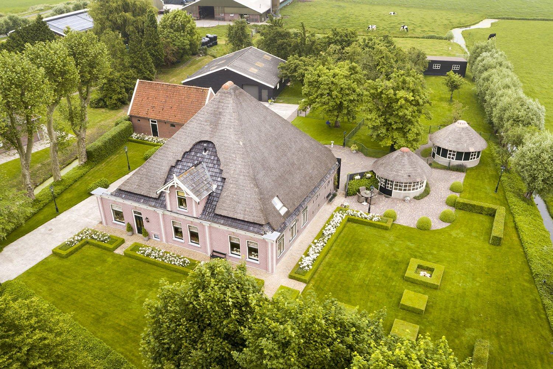 Drone fotografie in Noord-Holland