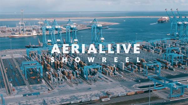 Drone video laten maken | Showreel 2017