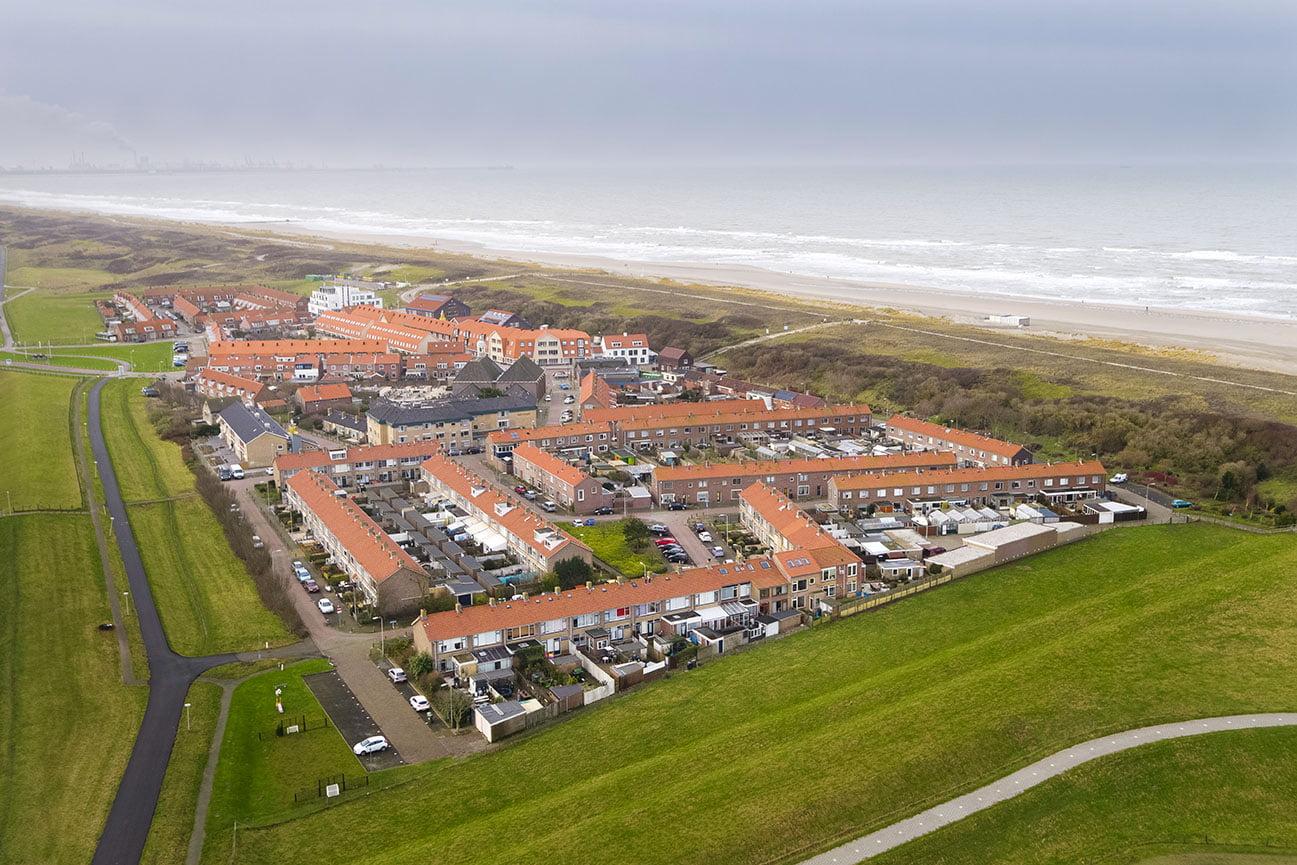 Luchtfoto laten maken in Zuid-Holland