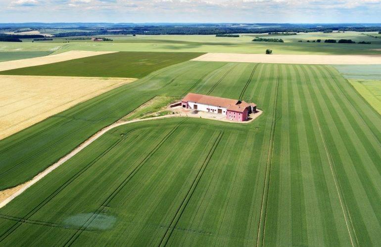 Ook in Frankrijk maken wij de mooiste luchtfoto's
