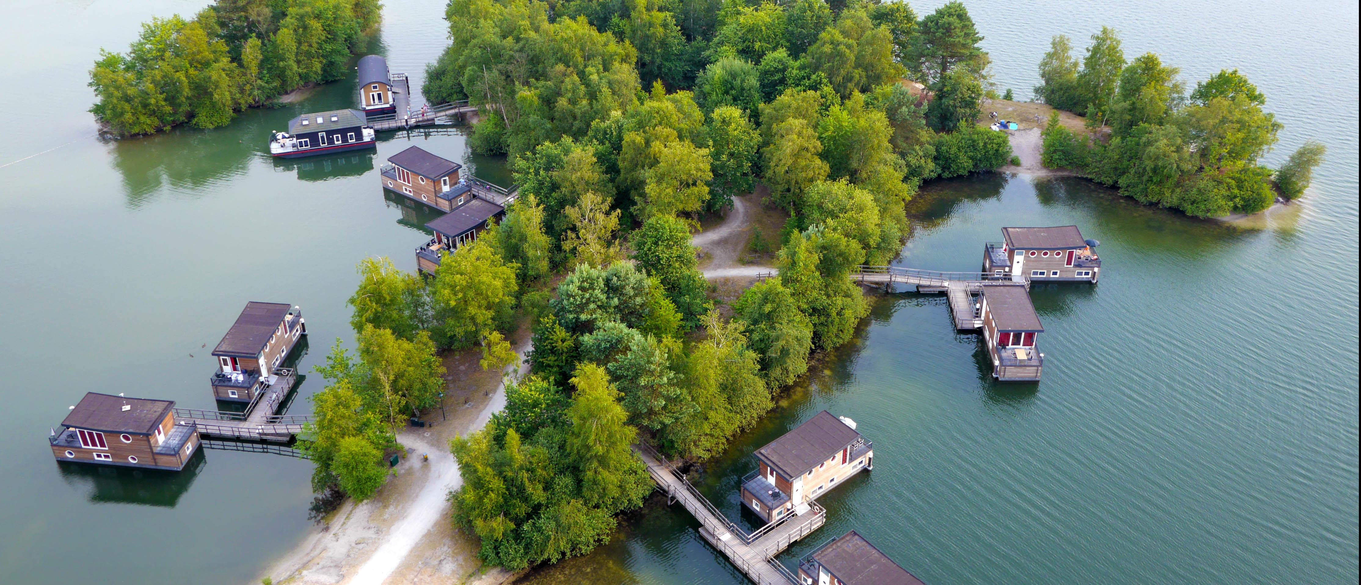 Luchtfotografie met drones van de hoogste kwaliteit