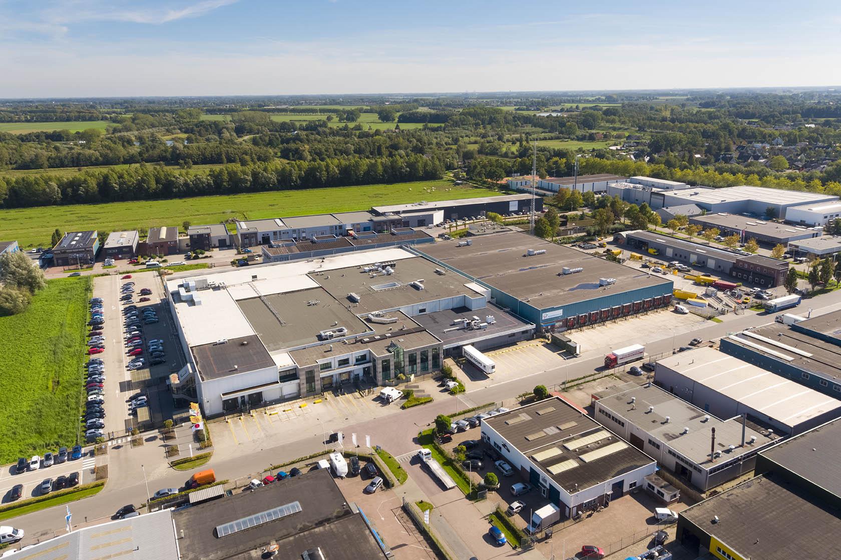 Het luchtfoto bedrijf van Nederland.