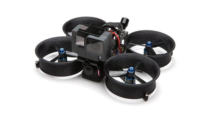 De FPV Drone Experience